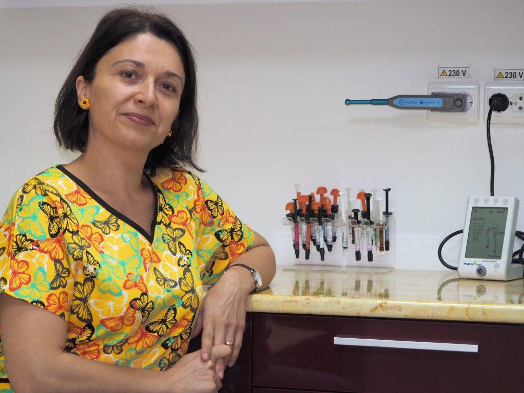 Dr. Ada Iordache- Medic Stomatolog